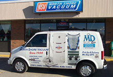Residential Vacuum Cleaners Shop